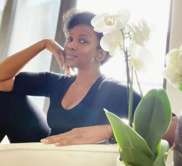 """""""How Can You Be Aging Backwards?"""" - Craze Clown Trolls Genevieve Nnaji For Always Looking Young"""