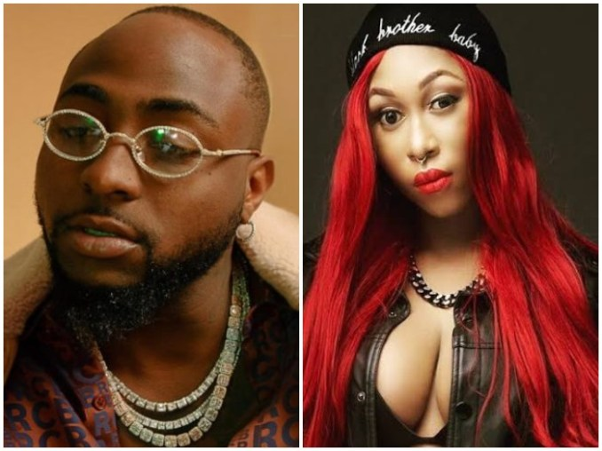 """BANGER ALERT!! Davido Sets To Drop New Song With Cynthia Morgan Titled """"Call Me"""" (Listen To Snippet)"""