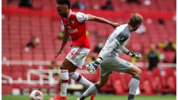 Arsenal 4 – 0 Norwich Goal Highlight
