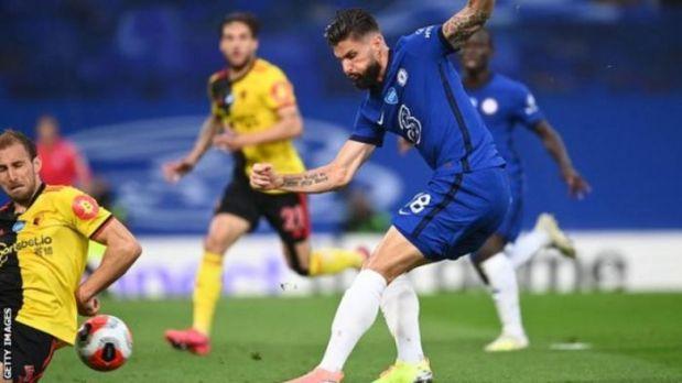Chelsea 3 – 0 Watford Goal Highlight