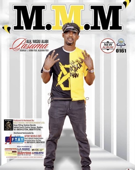 Wasiu Alabi Pasuma – MMM (Money Making Machine) Album