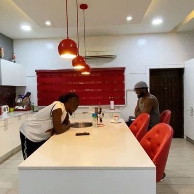 TOO MUCH MONEY!! See Stunning Photos Showing Inside Of Peter Okoye's $3.8 Million Banana Island Mansion 9