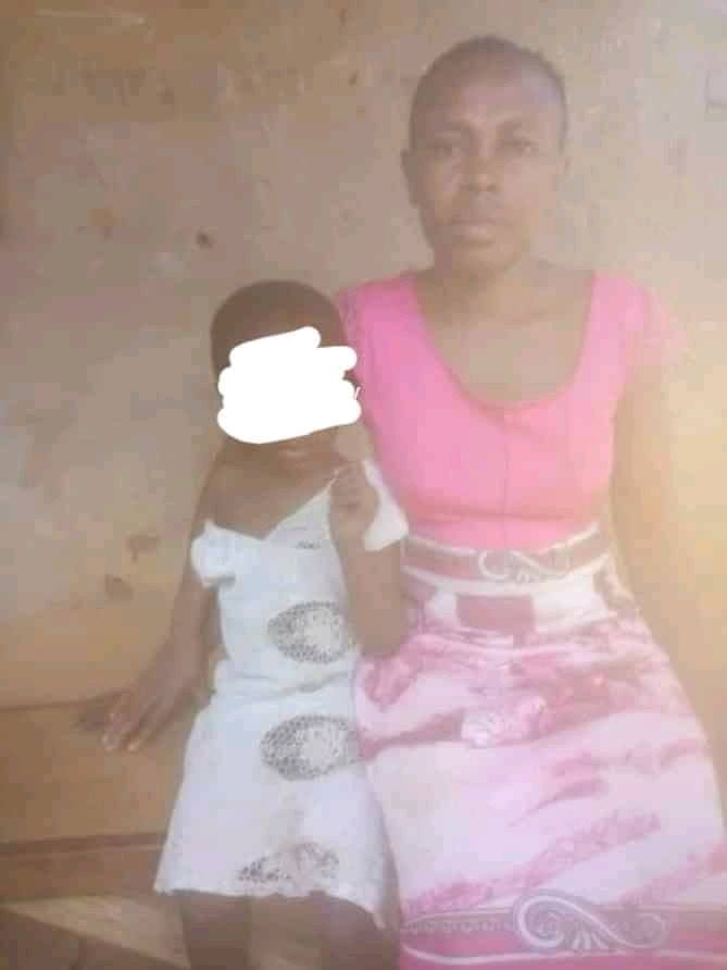 Dad Defiles His 4-Year-Old Daughter, Cuts Her Private Part With Scissors (Photos)