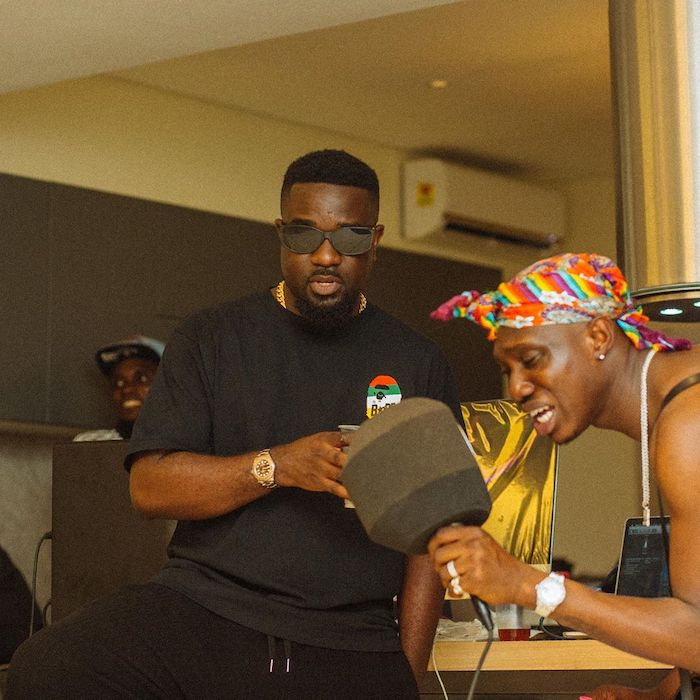NAIJA X GHANA - Rapper Zlatan And Sarkodie Working On A Collaboration In  Ghana (Photos) » Naijaloaded