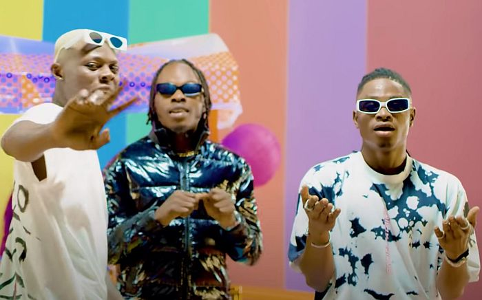 VIDEO: Mohbad Ft. Naira Marley & Lil Kesh – Ponmo Sweet