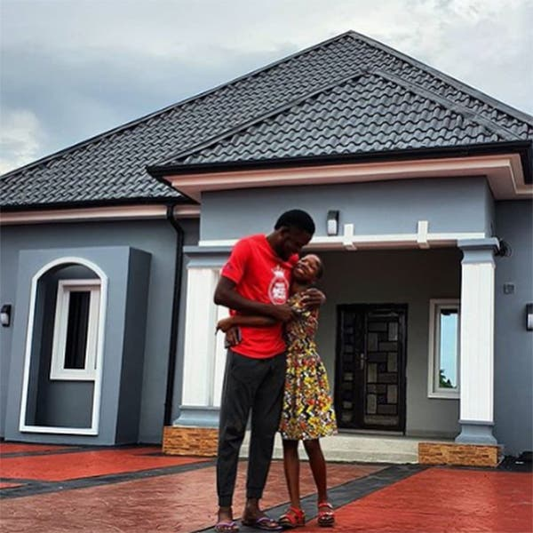 10 Year-old Emmanuella Builds House For Her Mother 18