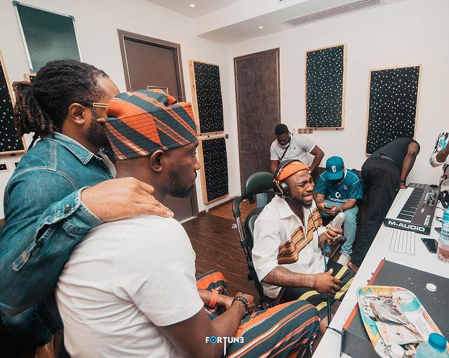 WOW!!! Timi Dakolo And Davido Working On A New Collaboration 1