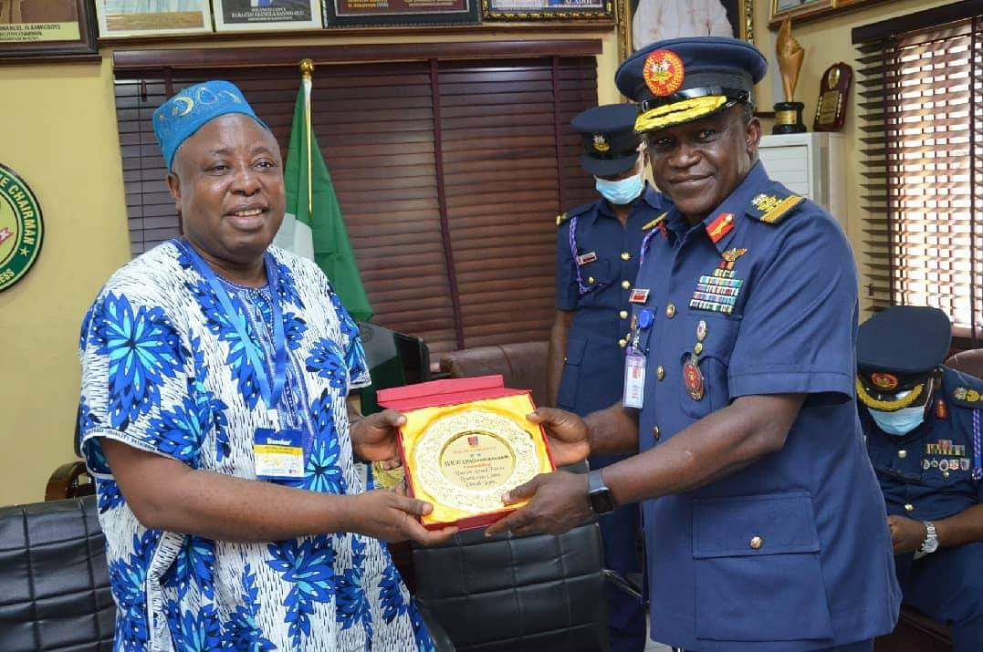 Profile Of Air Vice Marshal Isiaka Amao The New Chief Of Air Staff