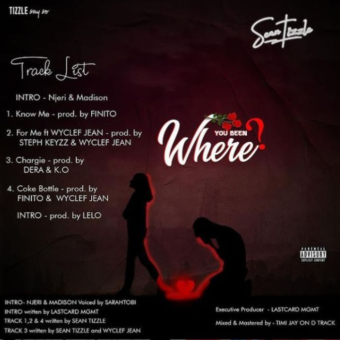 Sean Tizzle - Where You Been