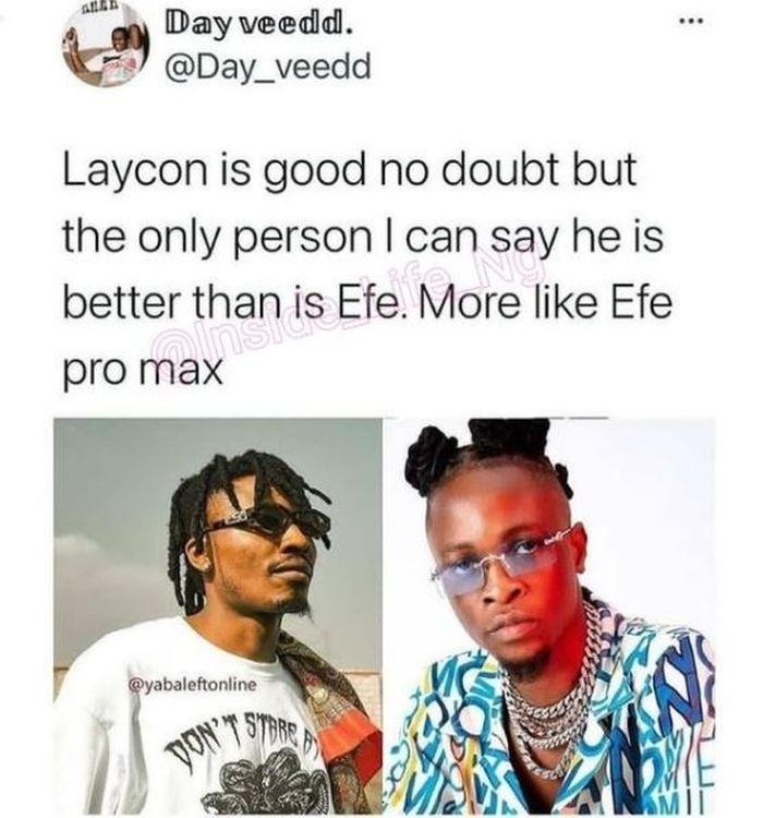 laycon efe