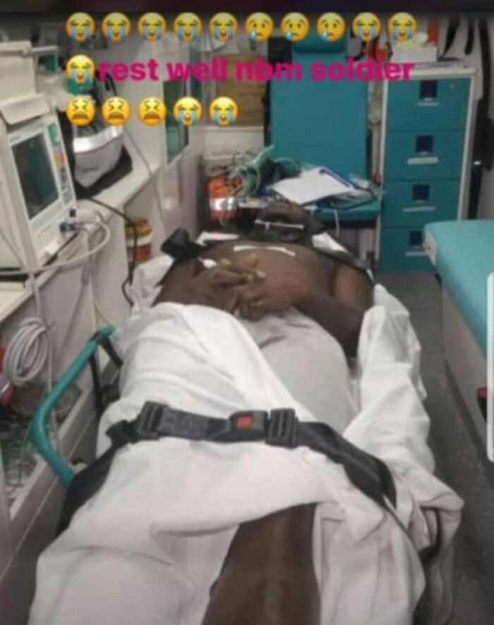 Davido's Aide Obama DMW Reportedly Dies Of Heart Failure (PHOTO)