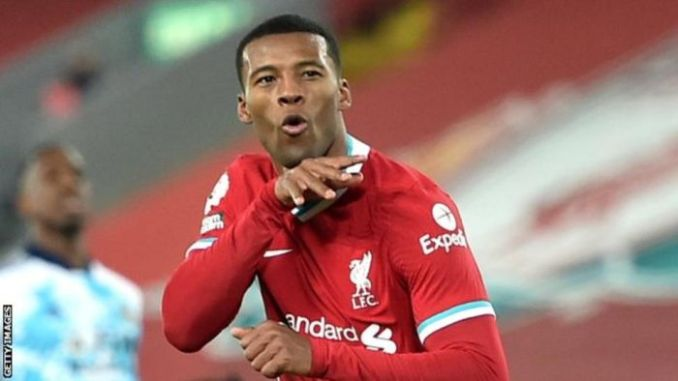 BREAKING NEWS! Liverpool Wijnaldum Has Joined A New Club (See Details)