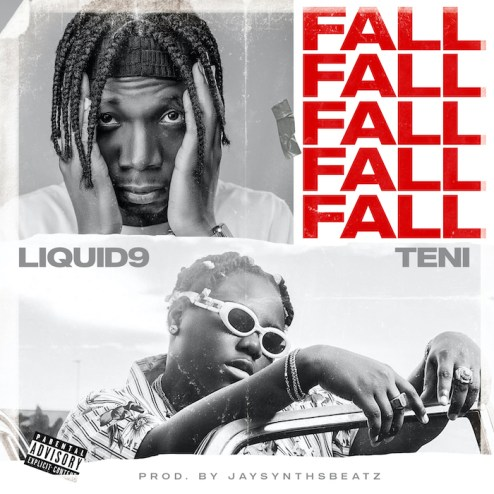 Liquid9 Ft. Teni – Fall mp3
