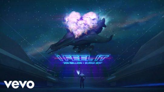 Jon Bellion Ft. Burna Boy – I Feel It mp3