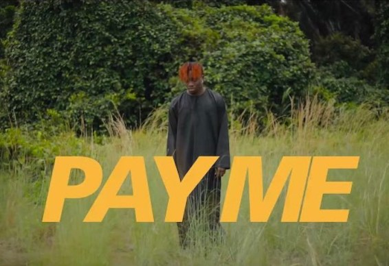 Oxlade – Pay Me mp4