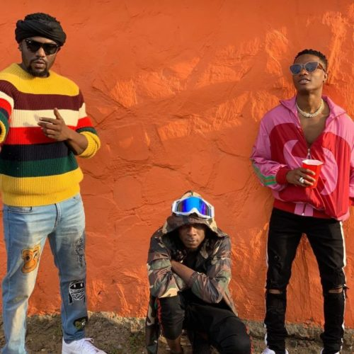R2Bees - Straight From Mars ft. Wizkid