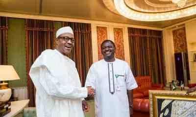 Adesina speaks on Buhari's successor