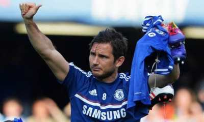 Chelsea appoints Frank Lampard as new manager