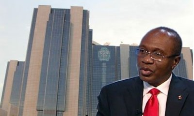 Just In: CBN Governor Sends Message To Nigerians Over Cashless Policy