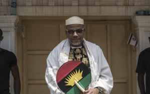 Nnamdi Kanu and Aljazeera interview - Biafra: What Nnamdi Kanu Said About #EndSARS Protesters