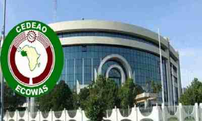 ECOWAS Breaks Silence On Failed Coup In Ethiopia