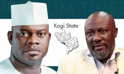 Yahaya Bello Reacts As Appeal Court Nullifies Dino Melaye's Election
