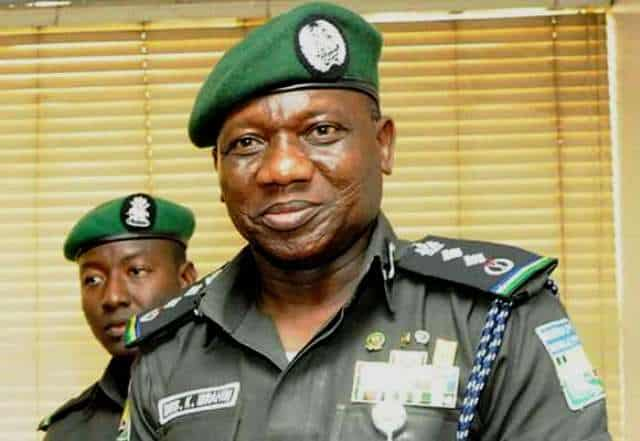 Police IG fails to appear before Senate