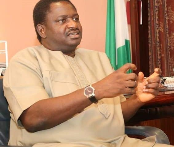 I Didn't Try To Stop President Buhari From Ending SARS – Femi Adesina