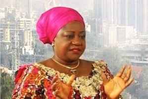 Lauretta Onochie - President Buhari Nominates His Media Aide, Onochie, 3 Others As INEC Commissioners