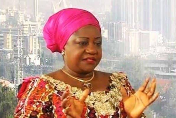 Situation Room Kicks Against Buhari's INEC Nominee, Lauretta Onochie