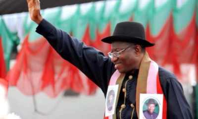 2023 Presidency: PDP Leaders Turn To Former President Jonathan