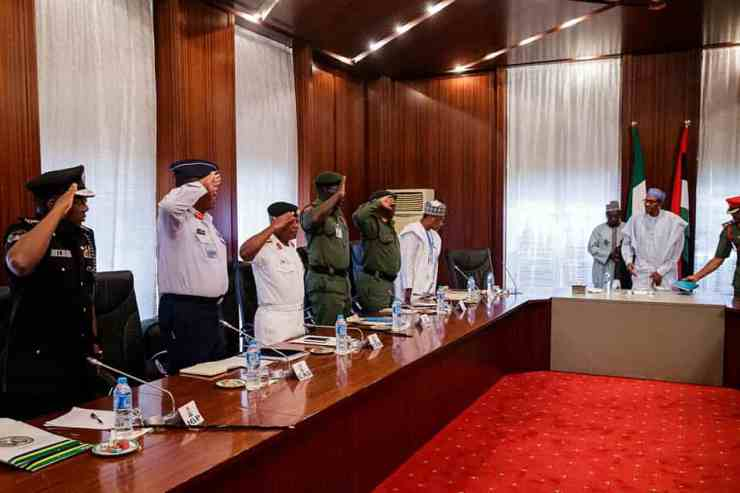 Presidency defends Buhari over $1b security fund