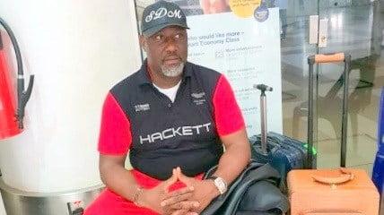 Police Storm Dino Melaye Residence In Abuja