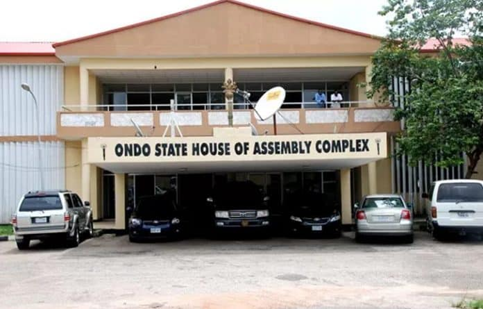 Ondo lawmakers exchange blows