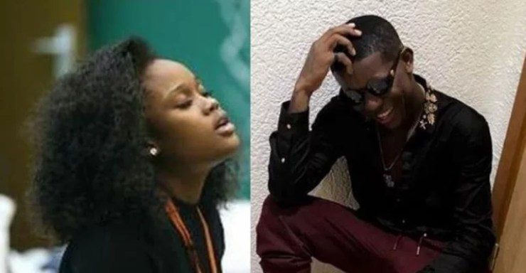 Small Doctor declares his love for Cee-c.