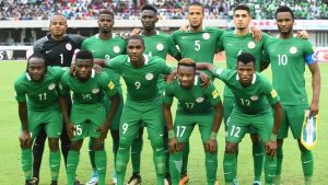 Nigeria's Full World Cup List Revealed