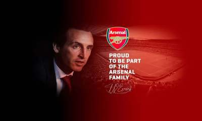 Unai Emery Announced As New Arsenal Coach