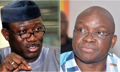 Image result for Why we'll probe Fayose – Fayemi
