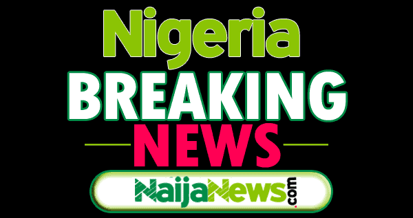 Nigeria Breaking News, Today, Friday, 16th, October, 2020