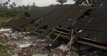 Image result for One killed, 15 others injured as Church building collapses in Delta
