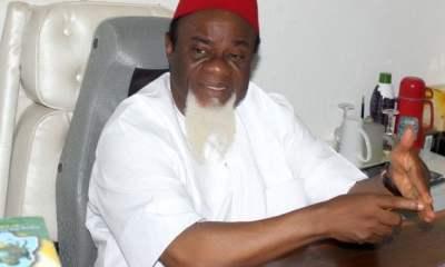 Buhari, Unfair To Igbos - Ezeife Explodes, Demands Igbo Presidency