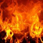 Fire Razes Popular Ajman Market In Dubai