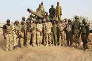 Army Bans Motorcycle To Fight Bandits And Kidnapping