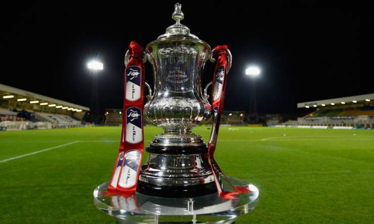 FA Cup Draw Confirmed (Full Fixture)