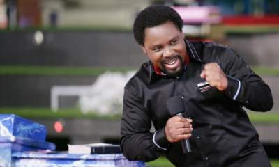 Nigerians Misunderstood My March 27 Prophecy On Coronavirus - Prophet TB Joshua Cries Out