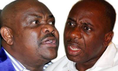 Amaechi Responds To Wike's Allegations Of Plotting To Destroy CJN Onnoghen