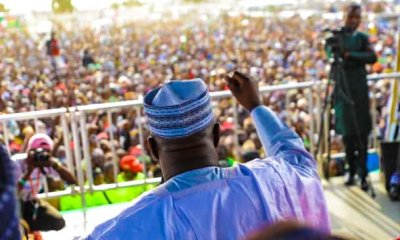 What Atiku, PDP Chairman Said In Zamfara