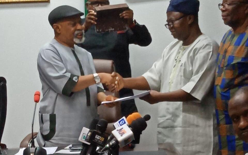 FG Blames ASUU For #EndSARS, Other Protests In The Country
