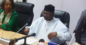 Niger APC Senatorial Candidate Is INEC's Contractor - Mahmood Yakubu Confirms