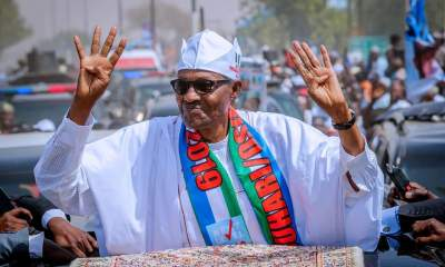 President Buhari promises better life for Nigerians